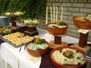 Tradiotioneel buffet